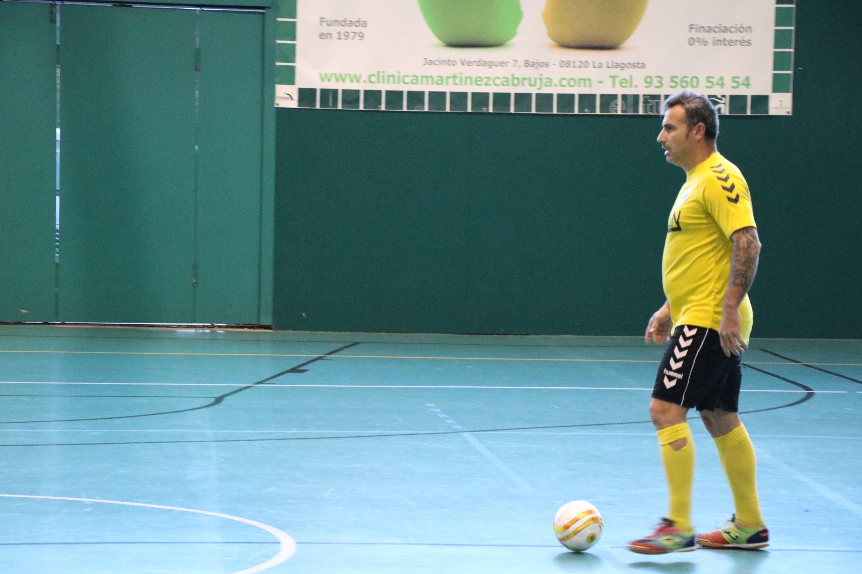El Fútbol Sala Unión Llagostense cau golejat a la pista del Dante (7-3)