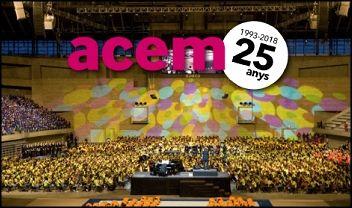 L'Escola Municipal de Música participa demà en la celebració dels 25 anys de l'ACEM