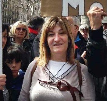 Mercè Benages, de la Llagosta, candidata a formar part del Consell Ciutadà Autonòmic de Podem