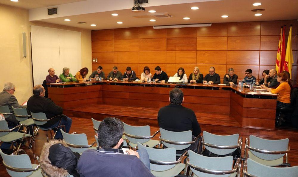 El Ple de l'Ajuntament aprovarà avui una moció per reclamar a la Generalitat els diners de la guarderia