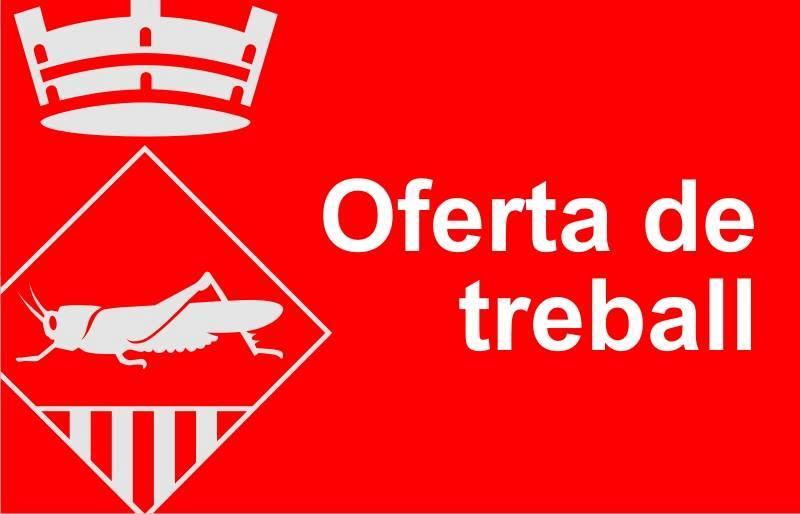 L'Ajuntament de la Llagosta convoca una plaça interina de funcionari