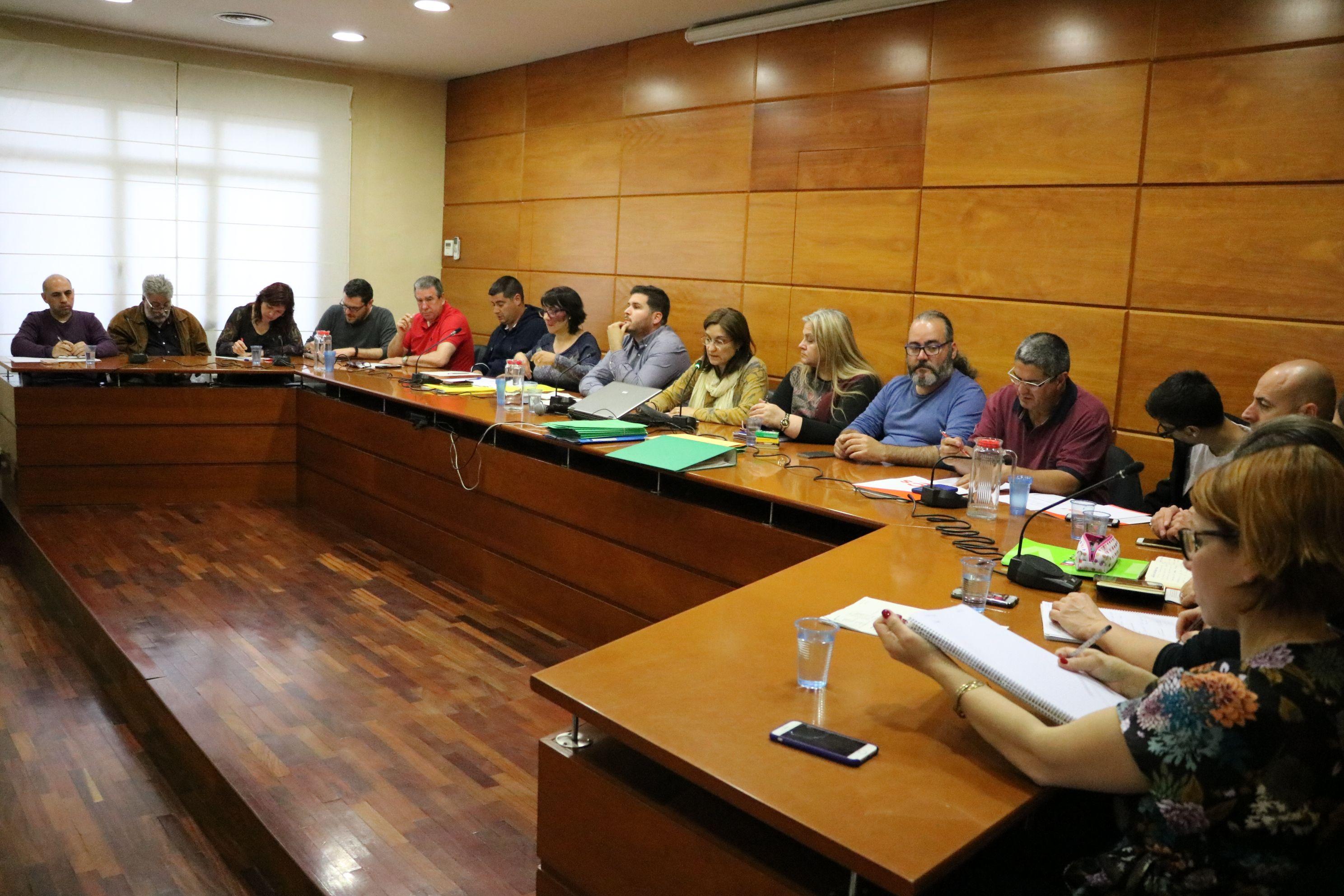 L'Ajuntament aprova el pressupost municipal de 2018