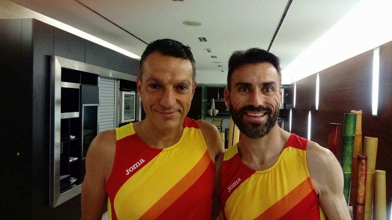 Albert Caballero, setè a la mitja marató de l'Europeu màster d'atletisme