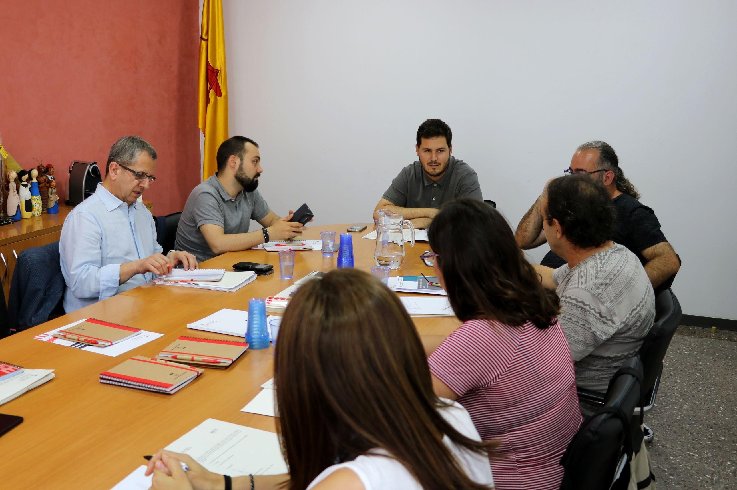 L'AMERC es reuneix a la Llagosta per prioritzar les seves línies d'actuació