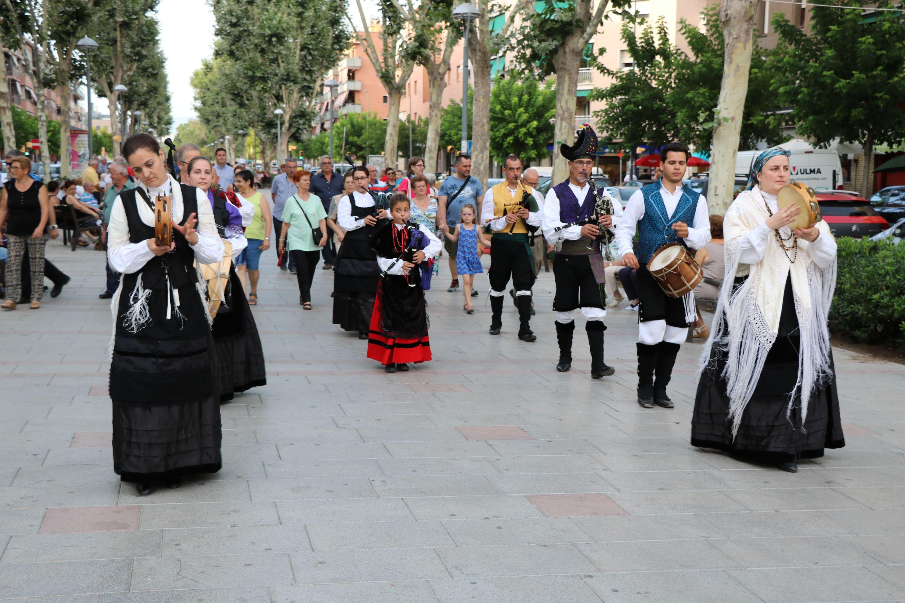 Aquest cap de setmana se celebra la 21a Festa Galega organitzada per Alborada