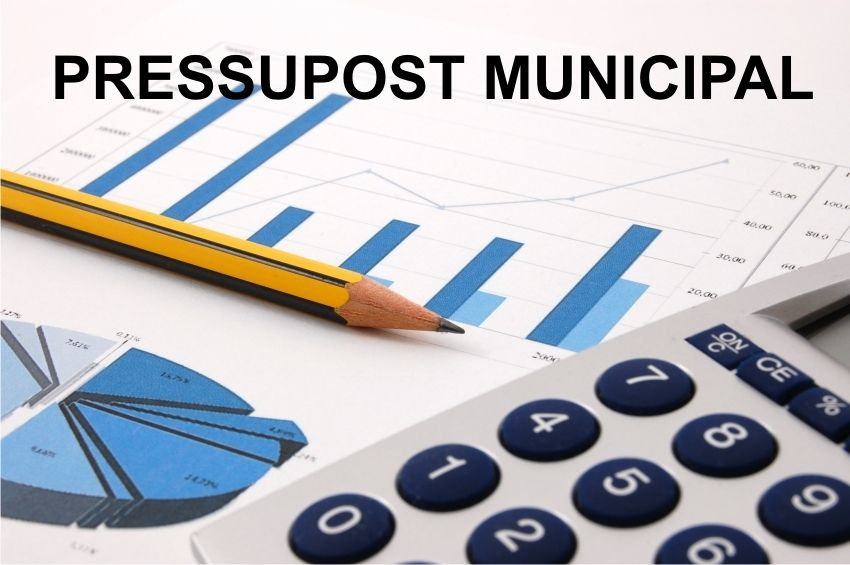Aprovat de forma definitiva el pressupost municipal de 2018