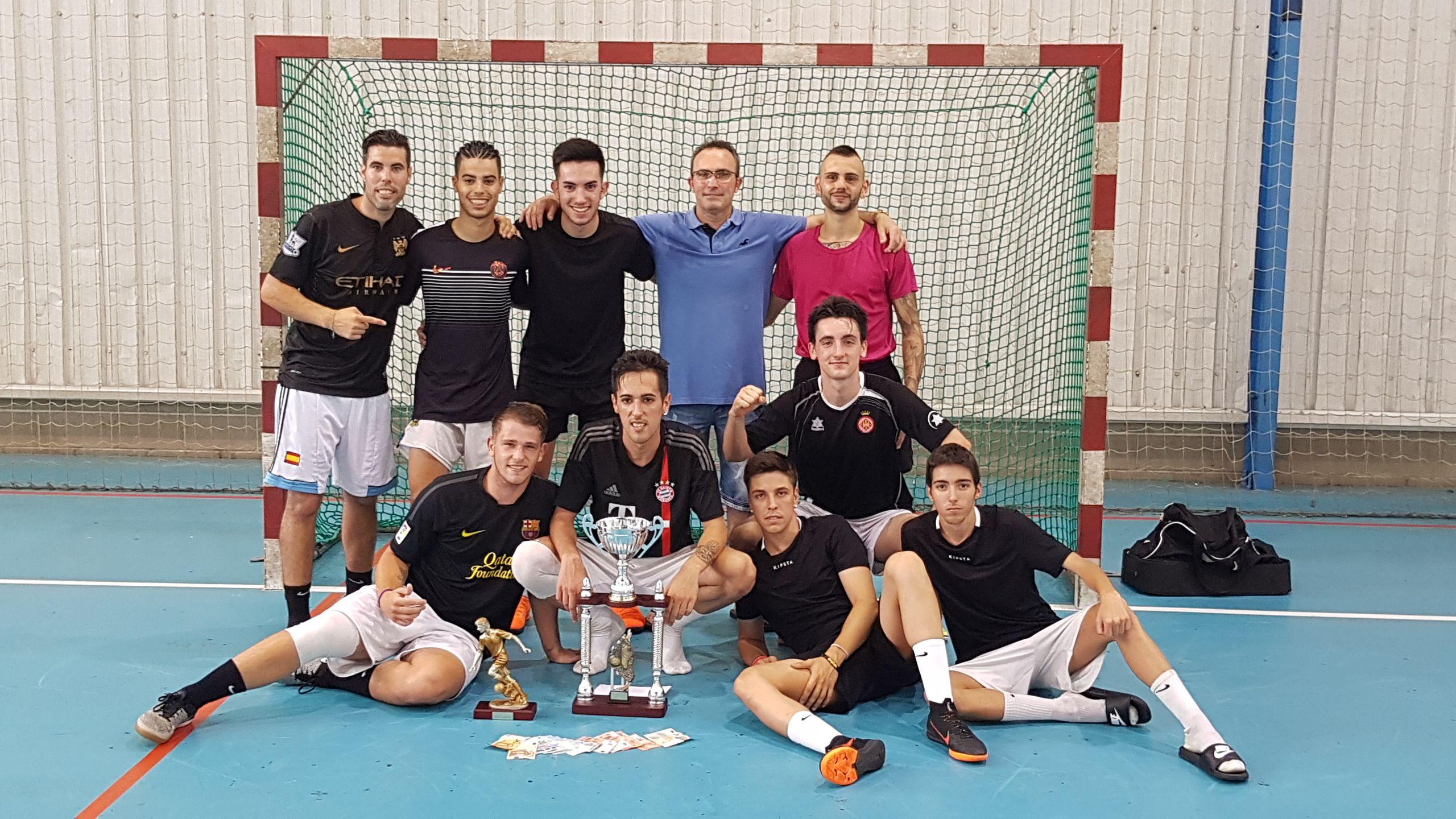 L'equip Black mamba guanya el Torneig de les 24 hores del FSU Llagostense