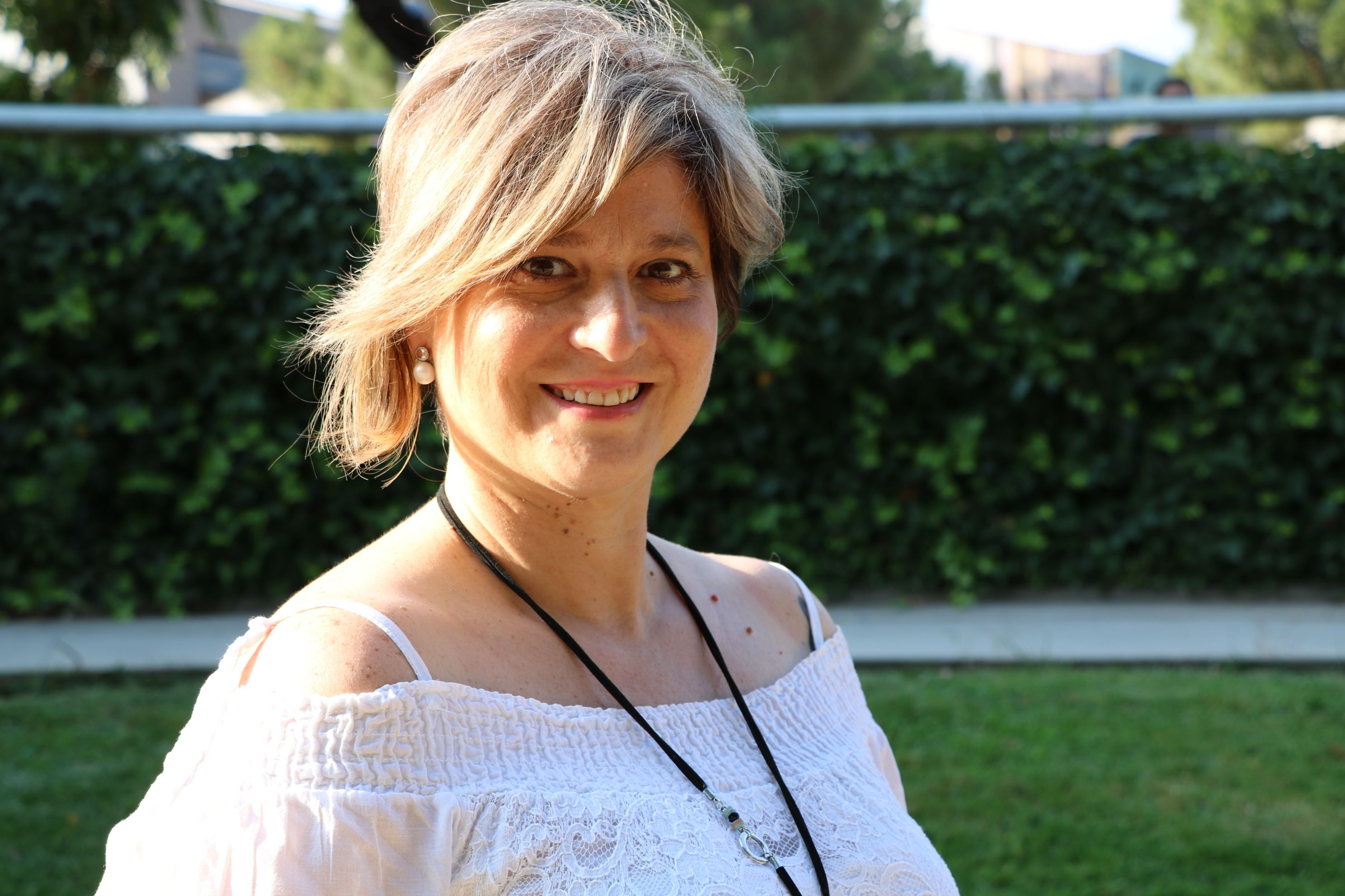 """Montse García (Maricel): """"M'agrada estar amb la gent i connectar amb ells"""""""