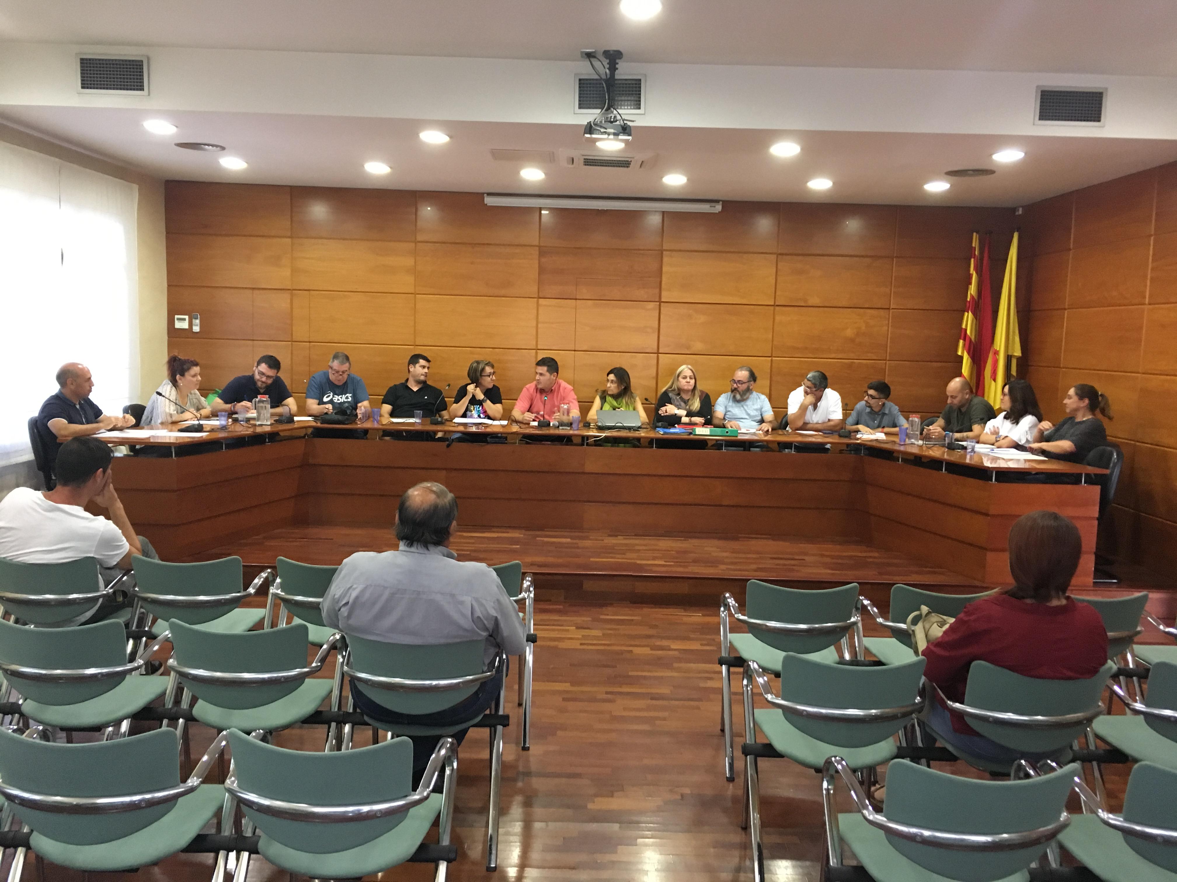 El Ple aprova una moció contra l'explotació sexual i el tràfic de persones