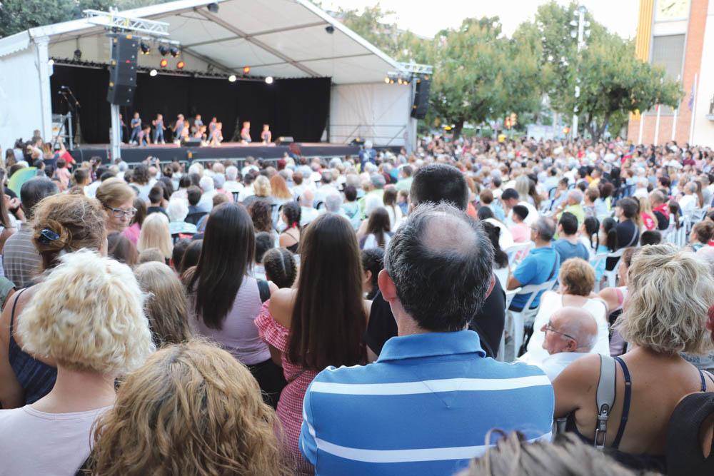 La Festa Major de 2018 treu un notable en una enquesta a la ciutadania de la Llagosta