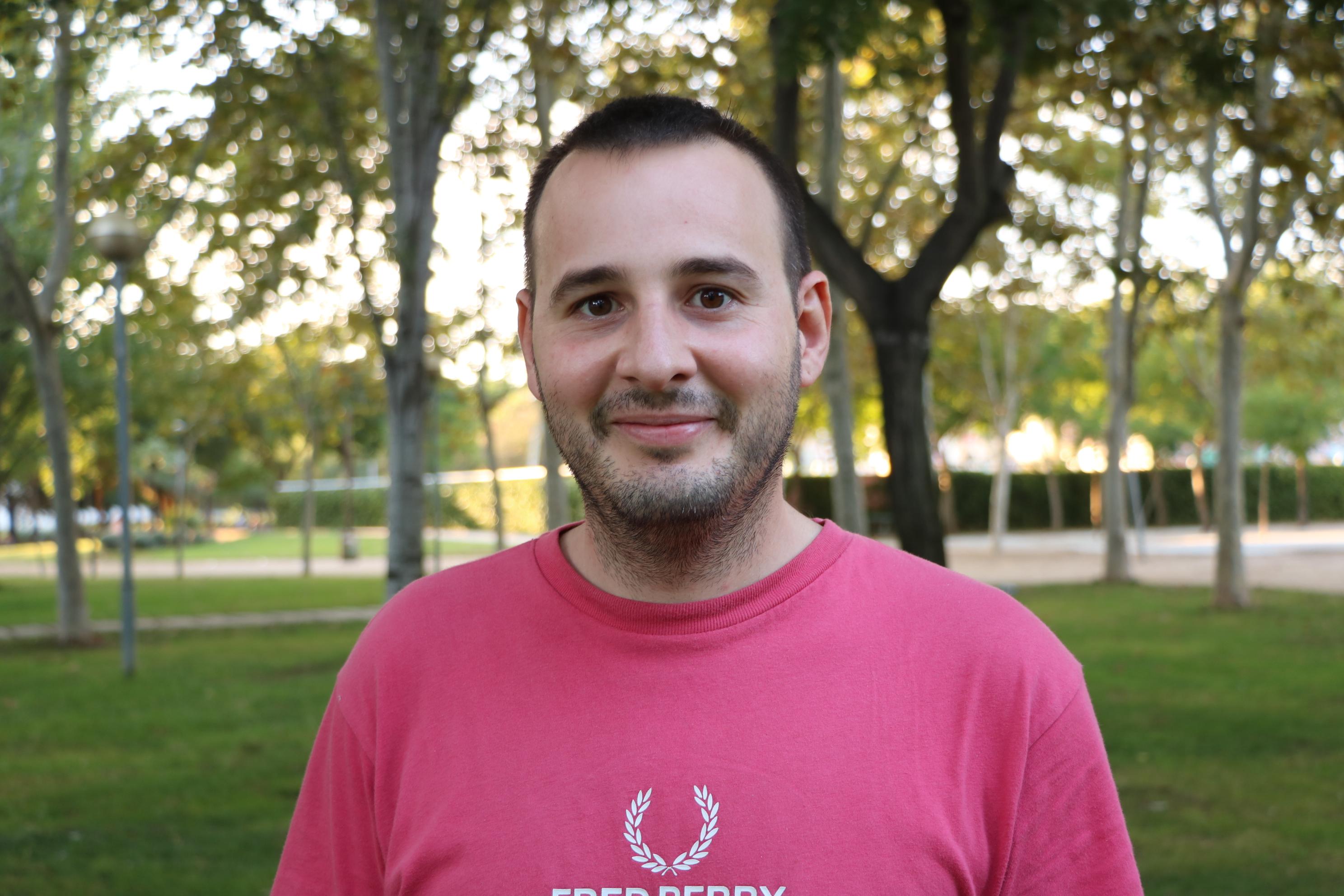 """José Antonio Guerra: """"Volem que el passatge del terror vagi canviant d'història"""""""