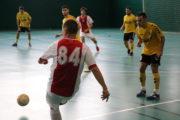 El Fútbol Sala Unión Llagostense cau a la pista del colíder, el Padre Damián Sagrados Corazones, (6-4)