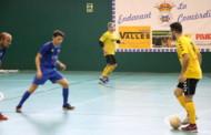 El FS Unión Llagostense deixa escapar els primers punts a casa