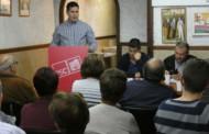 Óscar Sierra repeteix com a cap de llista del PSC per a les eleccions municipals