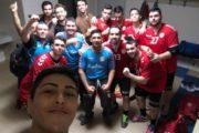 El Joventut Handbol empata a la pista del Sant Andreu de la Barca (22-22)