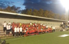 El Club Esportiu la Llagosta va presentar dissabte els seus equips