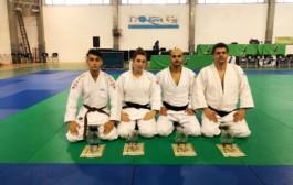 Sergi Pons i Héctor Roura, tercers a la primera prova estatal de katas de judo