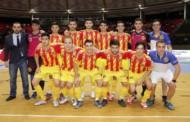Catalunya guanya Bolívia en el primer partit del Mundial sub-20 de futbol sala