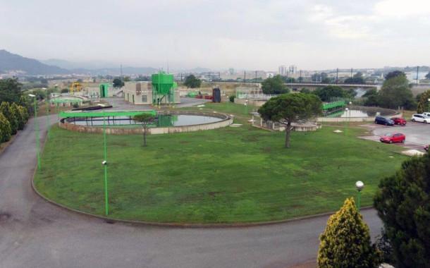 L'Agència Catalana de l'Aigua invertirà més de 14 milions d'euros per millorar la depuradora de la Llagosta