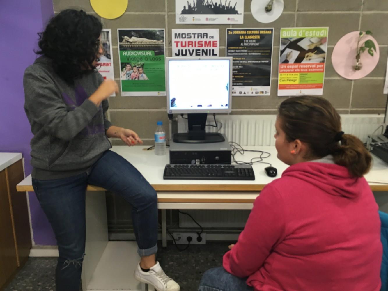 El Servei d'Informació Juvenil acull una xerrada sobre treballar al Nadal