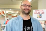 José Ramón Vera presenta avui la seva nova novel·la, Proyecto Verne