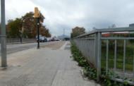L'Ajuntament aprova el projecte de les obres per posar en marxa la nova parada d'autobús de la zona 1