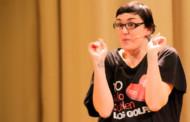 L'acte central del 25N a la Llagosta comptarà amb la monologuista Pamela Palenciano