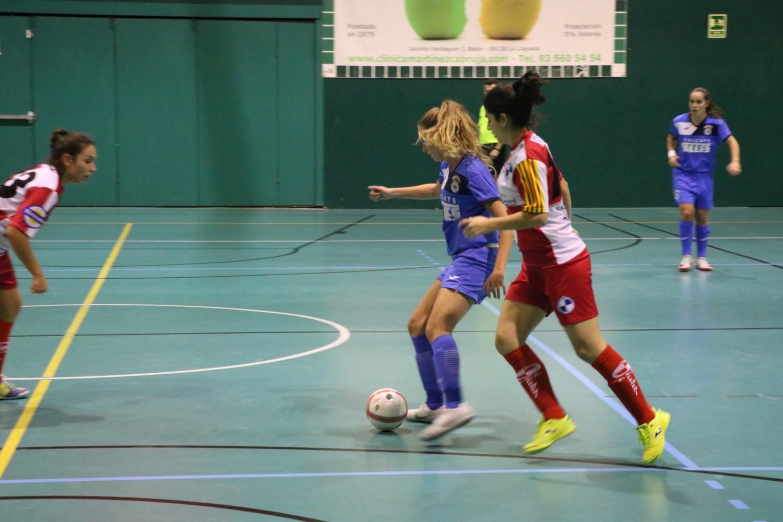 El Club Deportivo la Concòrdia goleja (6-1) el Sabadell