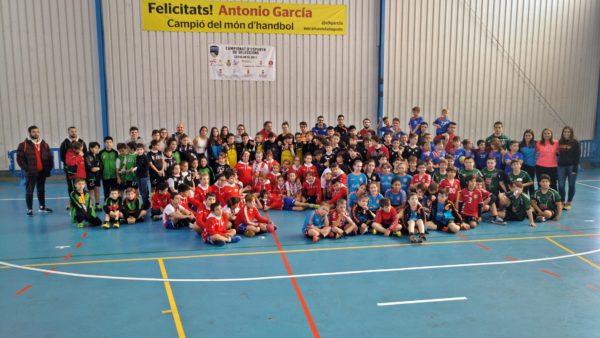 El Joventut Handbol fa un balanç positiu de la jornada solidària amb la Marató de TV3