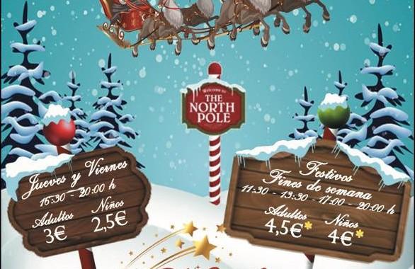 L'Associació d'Esdeveniments Culturals de la Llagosta obre el passatge nadalenc