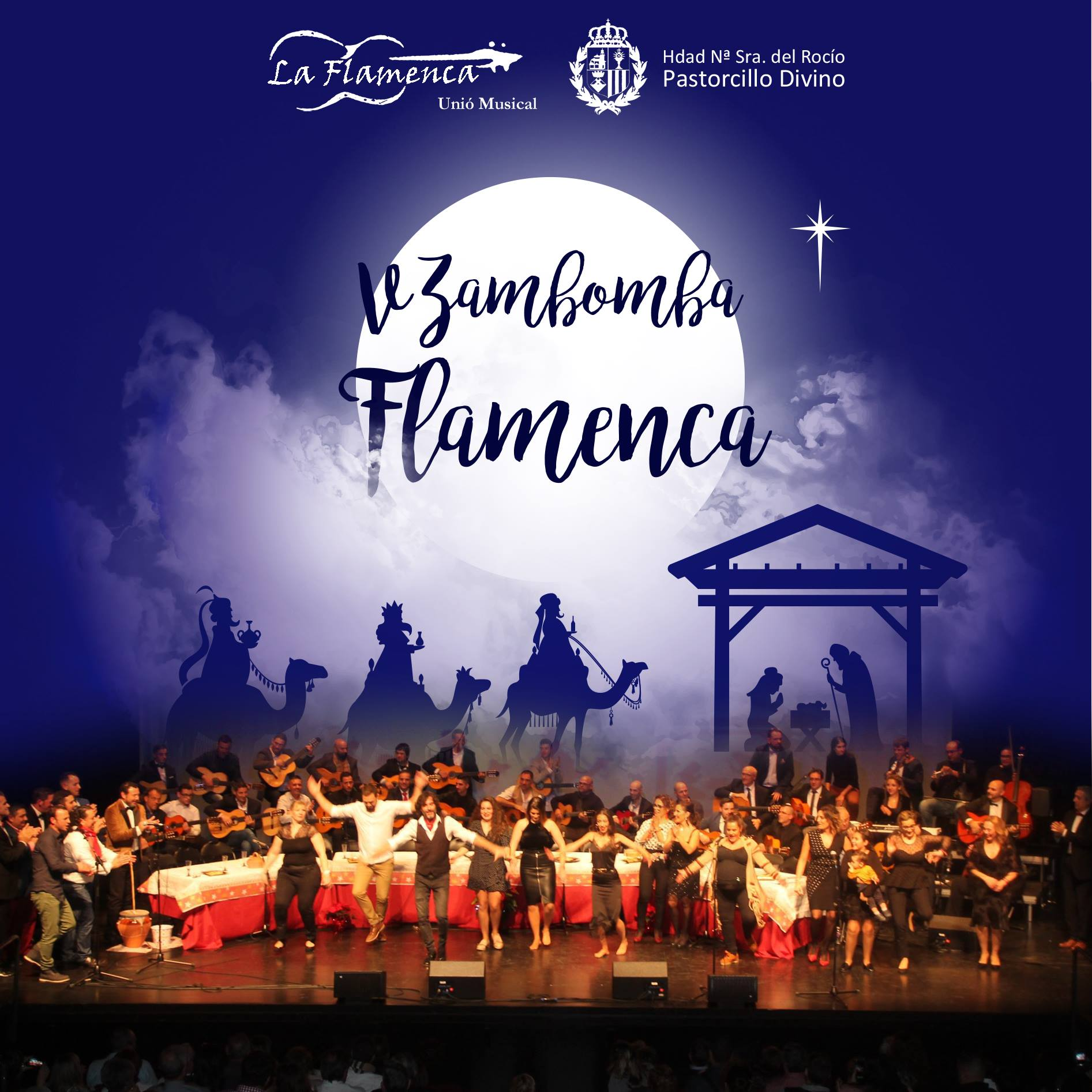 La 5a Zambomba Flamenca Solidaria arriba diumenge al Centre Cultural