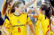 La selecció catalana cadet, amb Ariadna Muñoz, s'estrena a l'estatal amb empat contra Andalusia (28-28)