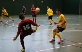 El FS Unión Llagostense perdona massa i perd contra el Dante (2-3)