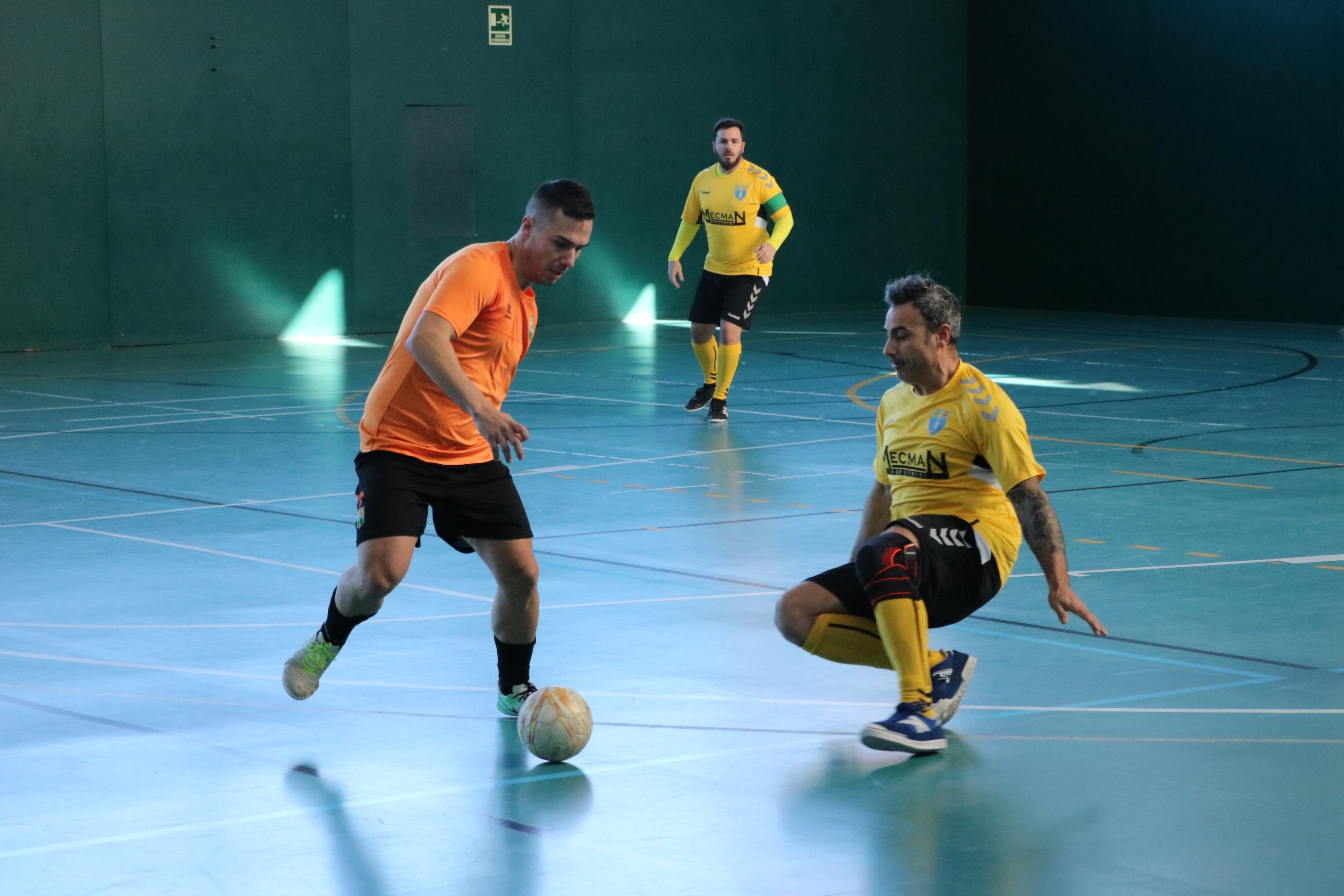 El FS Unión Llagostense perd (1-4) davant d'un Bigues superior