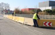 Ja s'han iniciat les obres de la nova parada d'autobús de la zona 1