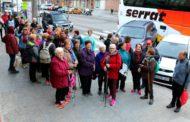 Avui se celebra la segona sortida del Cicle de passejades per a la gent gran