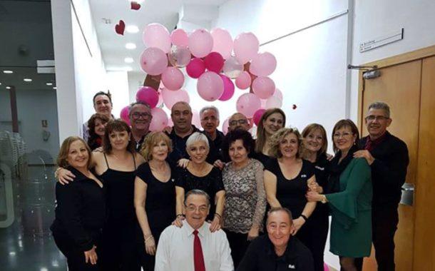 La Llagosta Club de Ball celebra aquest dissabte Sant Valentí