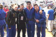 El judo llagostenc guanya dues medalles a la Copa d'Espanya