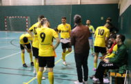 Quarta derrota seguida del FS Unión Llagostense