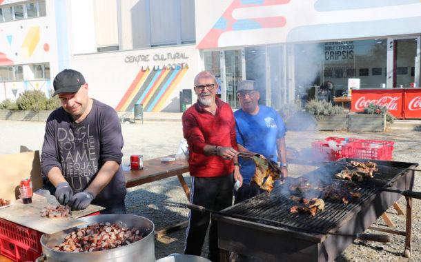 La Casa de Andalucía va celebrar diumenge el Dia d'Andalusia