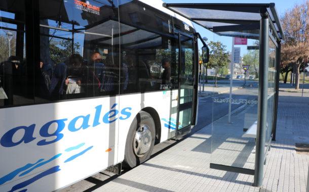 L'Ajuntament ja ha col·locat les noves marquesines de bus