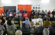 El PSC presenta la candidatura amb l'objectiu de 'seguir transformant la Llagosta'