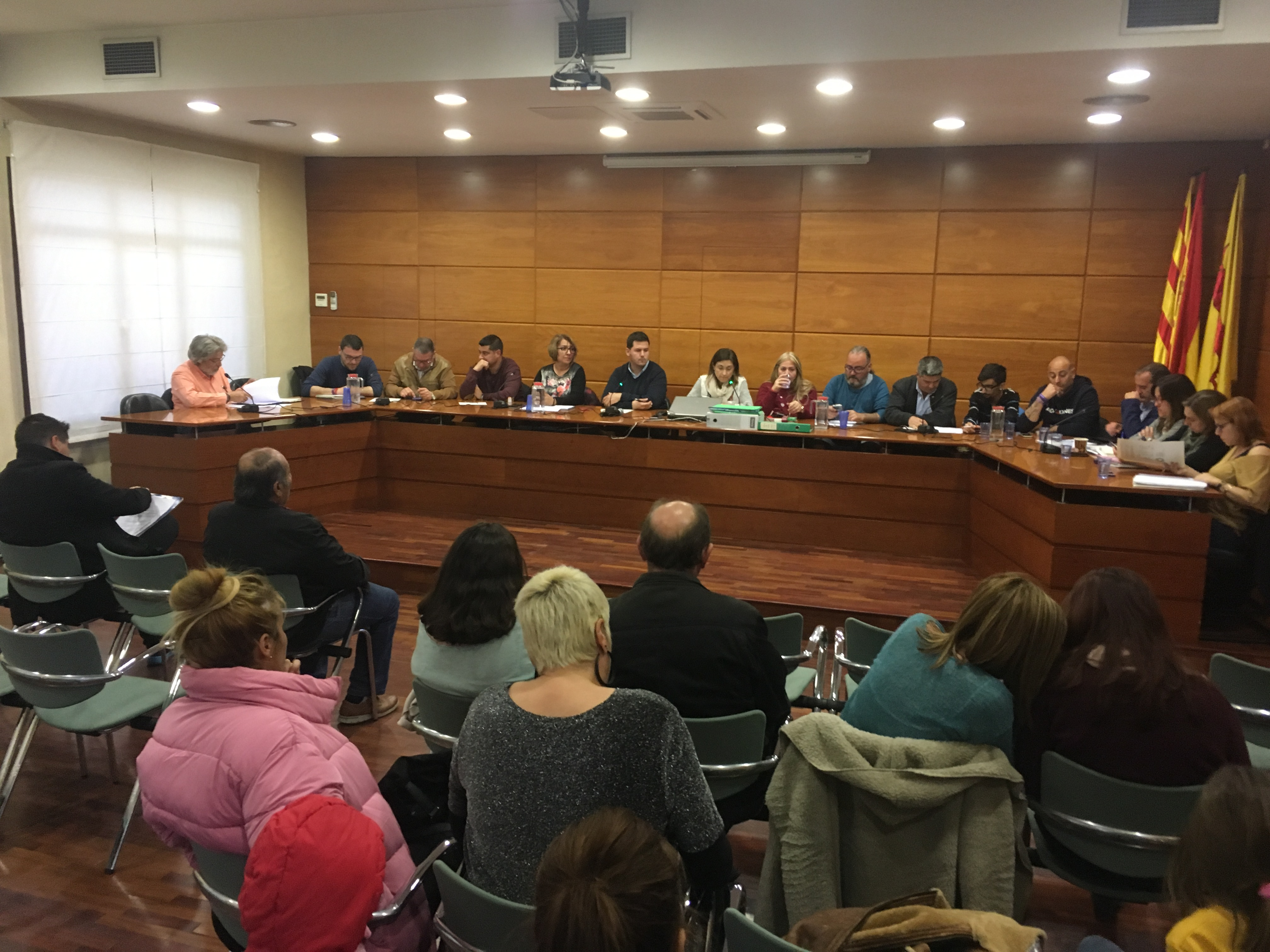 Avui se sotmet a aprovació el pressupost municipal de 2019