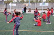 L'Ajuntament ha organitzat avui una nova jornada multiesportiva