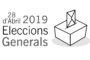 Comença la campanya electoral dels comicis generals del 28 d'abril