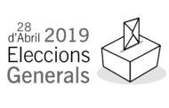 Diumenge, se celebren les eleccions generals