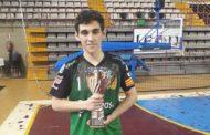 Alberto Segura guanya el Campionat d'Espanya juvenil de futbol sala amb Catalunya