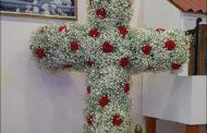 La Casa de Andalucía i l'Asociación Rociera Andaluza celebren la Cruz de Mayo
