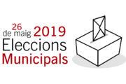 Diumenge, eleccions municipals i europees