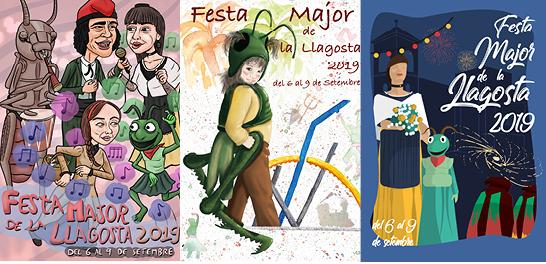 Fins divendres es pot votar per escollir el cartell de la Festa Major